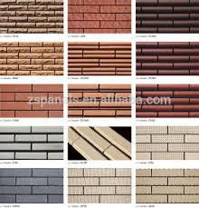 Small Picture Exterior Brick Wall Designs Home Design
