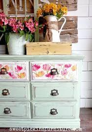 decoupage ideas for furniture. Modge Podge Furniture Ideas Sweet Porch Mod Dresser Decoupage . For