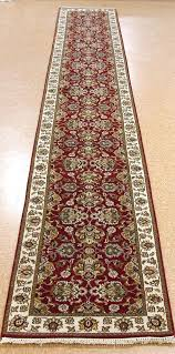 oriental rugs runner 2 7 x 3 style hand knotted wool new burdy oriental rug runner