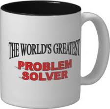 are you viewed online as a problem solver