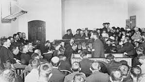 trial of louis riel  trial of louis riel