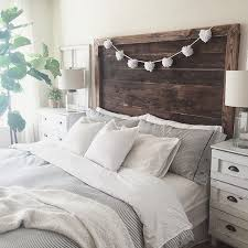 Bed with upholstered headboard looks not only rich, but also beautiful. And  most importantly design with nice diy headboard beautifies the interior of  the ...
