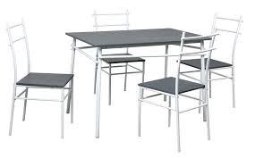 Table Cuisine Noire Table Cuisine Noire Table A Manger Rallonge