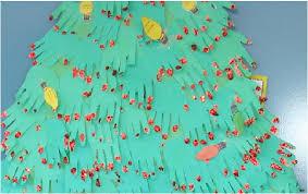 Kathyu0027s AngelNik Designs U0026 Art Project Ideas Oil Pastel Christmas Classroom Christmas Tree
