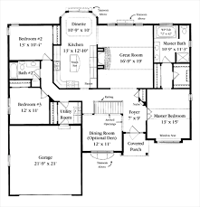 Calais Home Plan   Bedroom  Bathroom    Sq ft Ranch Home    Calais