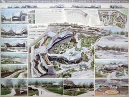Дизайн решение арт пространства Сектор М в Мацестинской долине   Тема дипломного проекта продиктована необходимостью создания в Сочи мест для культурной и общественной активности В последнее время интерес к городу