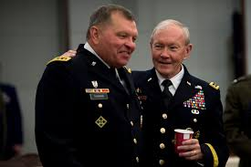 u s department of defense photo essay  u s army gen martin e dempsey right chairman of the joint chiefs