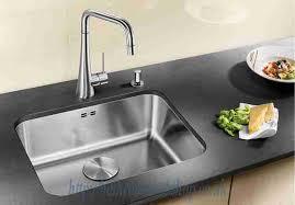 Kitchen  Awesome Undermount Kitchen Sinks Kitchen Sink Styles Blanco Undermount Kitchen Sink