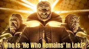 He Who Remains Loki: Who Is He Who ...