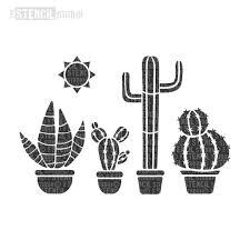 cactus border a4 quality uk