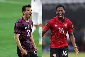Mexico vs. Trinidad and Tobago ...