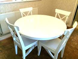 dining room table set round best gallery of tables furniture within and chairs ikea lamps uae