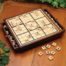 Wooden Board Games Uk Toys Games Deluxe Wooden Sudoku Game Board 8
