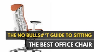 Best Office Chair Best Office Chair For 2017 The Ultimate Guide