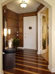 Image of: Small Foyer Decorating Ideas Narrow