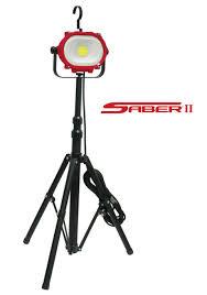 Saber Ii Light Saber 35 Watt Cob Led Work Light With Telescopic Stand No