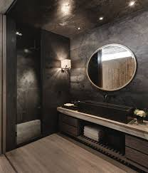 modern bathroom lighting luxury design.  design 10 black luxury bathroom design ideas throughout modern lighting