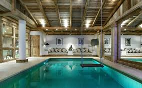 indoor pool with slide home. Elegant Modern Indoor Pool Calgary House For Sale Home Water Slide With R