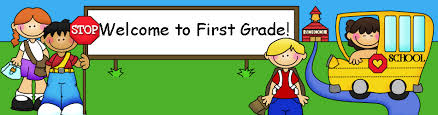 Image result for Welcome back first graders