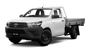 hilux 4x2 workmate single cab cab chassis mike carney toyota in stock at garbutt