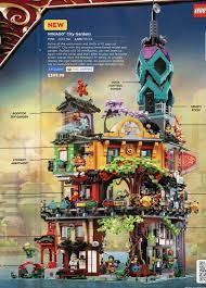 LEGO 71741 Ninjago City Gardens: Erstes Bild der Erweiterung!