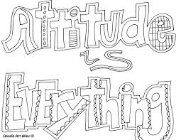 It's kind of fun to do the impossible! Coloring Pages Quotes About Life Quotesgram