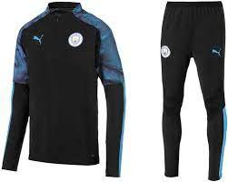 PUMA Manchester City FC Men's Tracksuit 2019/20 Season Size: XXL:  Amazon.de: Bekleidung