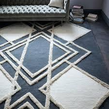 grey diamond pattern rug cream and gray diamond pattern rug