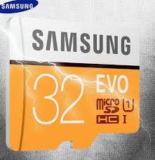 <b>SAMSUNG</b> Microsd <b>Card</b> 128GB 64GB 32GB 16GB 8GB <b>256GB</b> ...