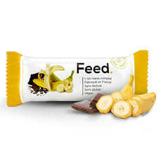 Feed., A complete and balanced meal in bar | Banana Chocolate Bar