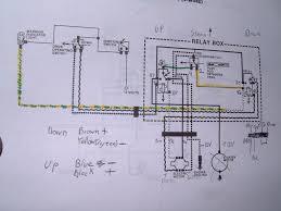 volvo penta tilt motor wiring diagram diy wiring diagrams \u2022 Volvo Penta Wiring Harness at Volvo Penta Starter Motor Wiring Diagram