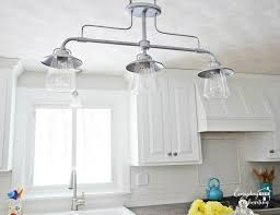 image of ikea light fixtures for kitchen