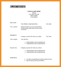 blank cv format download.Printable-Blank-Resume-Template-Free-PDF-Format -Download.jpg