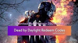 Christmas blood hunt (winter event). Dead By Daylight Redeem Codes Mar 2021 Free Dbd Bloodpoints