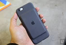 Страх и ненависть в Калифорнии: <b>чехол</b>-<b>аккумулятор</b> от <b>Apple</b> ...