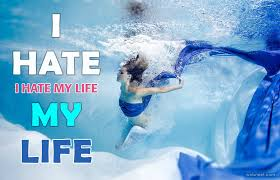 I Hate My Life Quotes Enchanting I Hate My Life Quotes 48 Full Image