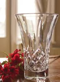 waterford crystal lismore 8 inch vase waterford lismore vase h66