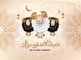 بادر بأرسال ~ بطاقات تهنئة بعيد الاضحى المبارك ٢٠٢١ | أجمل الصور لعيد الاضحى  2021 - تحميل صور تهنئة عيد الاضحى المبارك Eid al adha 2021 - تنزيل رسائل  جديد بمناسبة عيد