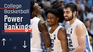 College Basketball Rankings Ncaa Top 25 For 2019 20 Season