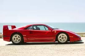 It's a complete ferrari legacy. 1987 1992 Ferrari F40 Top Speed