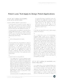 Utility Patent Template For Word