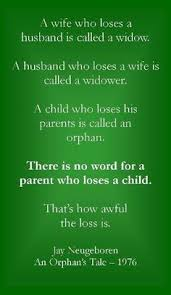 Quotes About Losing A Child