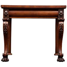 Antique sofa table for sale Mahogany Antique Mahogany Console Table For Sale Overstock Antique Mahogany Console Table For Sale At 1stdibs