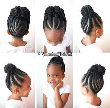 Kids Hairstyle 89 Amazing Pictures Of Hairstyles For Kids Black Hairstyles R Kids With Natural
