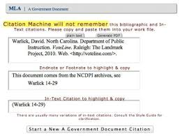Mla Format Machine Optional Bibliography Creator View Iaq Cresume