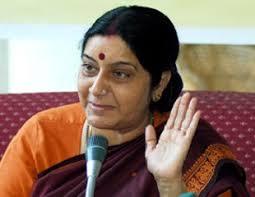 பிஏ.சங்மாவை பாரதிய ஜனதா  ஆதரிக்கும் ; சுஷ்மா  சுவராஜ்