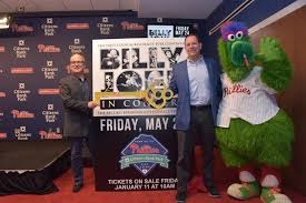 Billy Joel To Perform Concert At Citizens Bank Park For