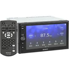 sony car stereo. image is loading sony-xav-ax100-double-din-bluetooth-apple-car- sony car stereo