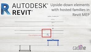 hosted families in revit mep