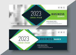 Business Banner Design Corporate Banner Design For Your Business Download Free Vector Art